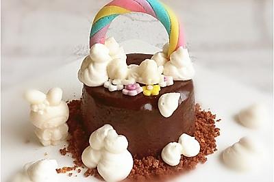 奥地利的国宝——沙哈蛋糕——巧克力控不得不吃的一款蛋糕