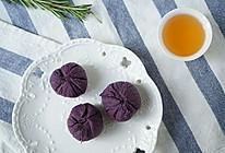 紫薯绞巾#做道好菜,自我宠爱!#的做法