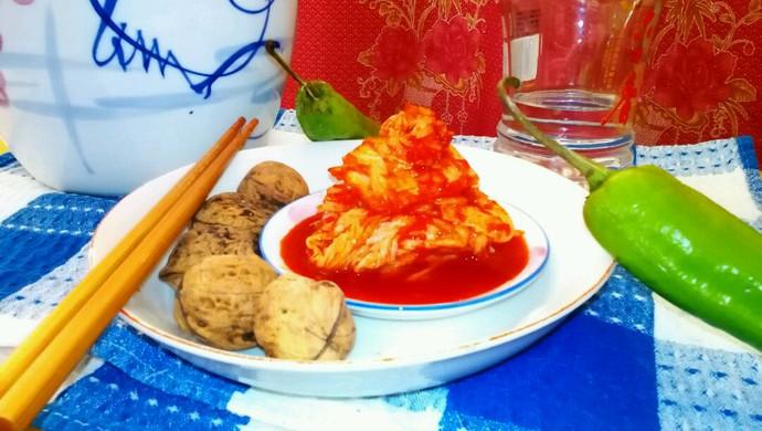 非正宗韩式泡菜-三流的难度制作出二流的味道