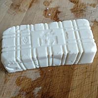 #花10分钟,做一道菜!#蟹黄豆腐的做法图解3