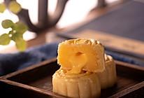 超越美心的流心奶黄月饼的做法