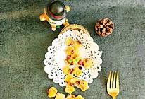 山药玉米坚果蒸糕的做法