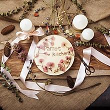 【鹦鹉厨房】樱花冻芝士蛋糕