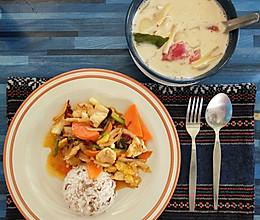 泰国烹饪学校学习-泰式腰果鸡(简单美味的地道泰国菜~)的做法