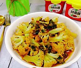 #一勺葱伴侣,成就招牌美味#快手美味的上汤花椰菜