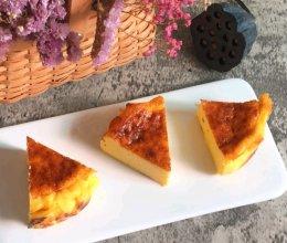不用打发的超简单入门奶酪蛋糕巴斯克芝士蛋糕的做法