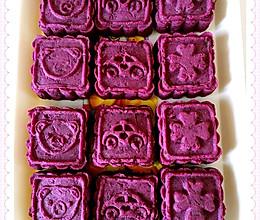 一岁以上宝宝零食:紫薯饼的做法
