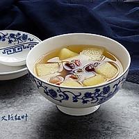 苹果润燥糖水#柏翠辅食-营养佐餐#