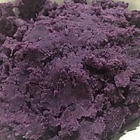 水晶紫薯汤圆的做法图解4