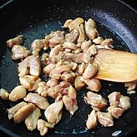 香干木耳炒鸡的做法图解6