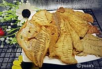烤鱼片 (无添加零食)的做法