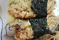 黄瓜海苔厚蛋烧的做法