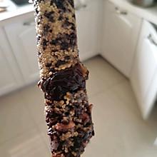 #舌尖上的端午#一筒天下之竹筒血糯米粽