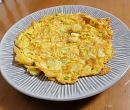 #我要上首焦#大葱炒鸡蛋的做法