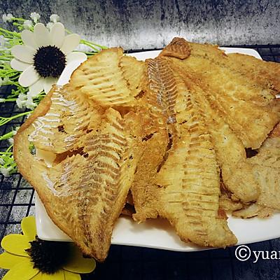 烤鱼片 (无添加零食)
