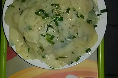 香辣孜然土豆片