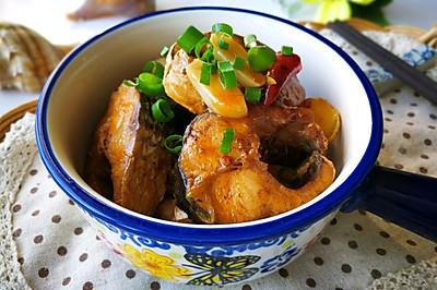 蒜香梭鱼#给老爸做道菜#