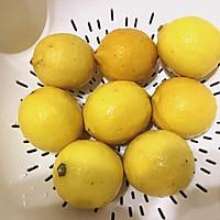 柠檬膏的超简单做法的做法图解1