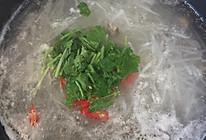 萝卜蛎蝗粉丝汤的做法