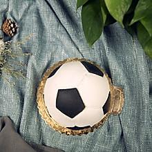 这样的足球不能踢却能吃,世界杯足球蛋糕神还原