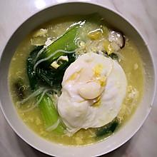香菇青菜面