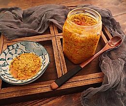 蟹黄酱(秃黄油)#《风味人间》美食复刻大挑战#的做法