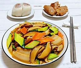 #元宵节美食大赏#香菇炒肉片的做法