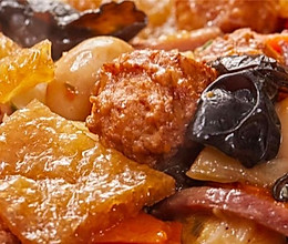 【南昌杂素】大白菜加肉丸子,养生砂锅正当时!的做法
