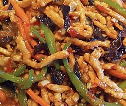 能吃三碗米饭的鱼香肉丝的做法