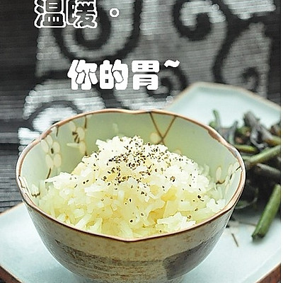 瘦身主食:土豆仿米饭