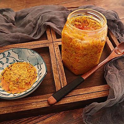 蟹黄酱(秃黄油)