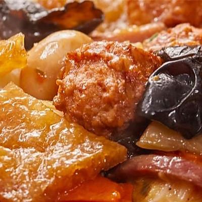 【南昌杂素】大白菜加肉丸子,养生砂锅正当时!