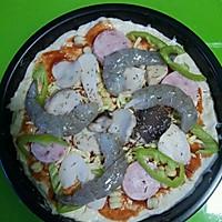 自己做披萨的做法图解2