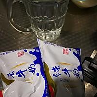 花生牛奶露的做法图解2