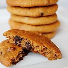 不用烤箱:红薯软饼干(平底锅电饼铛,附烤饼干技巧)
