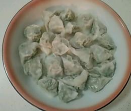 韭菜虾仁小馄饨