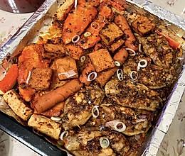 烤箱烧烤(家庭版)的做法