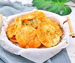 饺子皮脆饼的做法