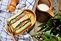 """【周末野餐必备餐单】""""草地上的三明治""""的做法"""