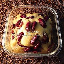 #早餐主食(零失败)#红枣发糕