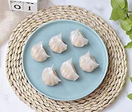 #憋在家里吃什么#水晶虾饺的做法