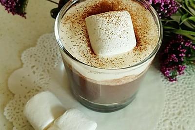 香浓热巧克力