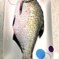 【私房冬菜蒸鳊鱼】的做法图解1