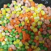 五彩蔬菜#黑人牙膏一招制胜#的做法图解2