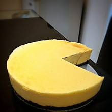 简单的8寸蛋糕
