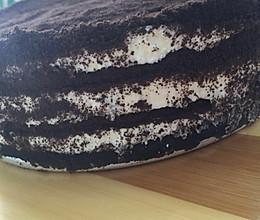 奥利奥木糠蛋糕的做法