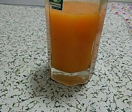 冰凉橙汁的做法