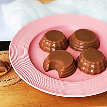 #硬核菜谱制作人# 巧克力布丁