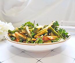 冬吃萝卜夏吃姜:简单快手的的家常凉拌萝卜咸菜的做法
