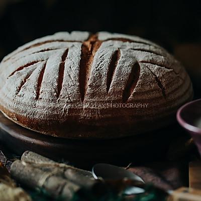 全麦乡村软欧面包